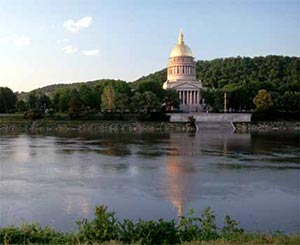 Kanawha River and WV Coal Legislature