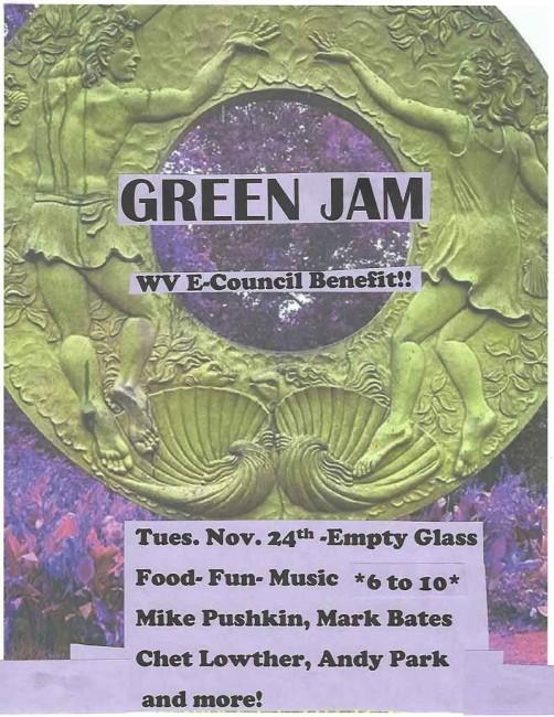 green-jam-november